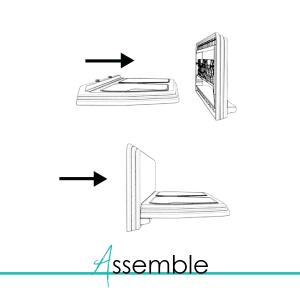 3 assemble