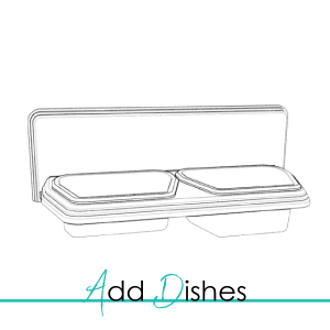 5 add dishes